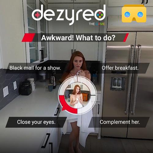 Dezyred 🥽 – Jeu porno VR interactif