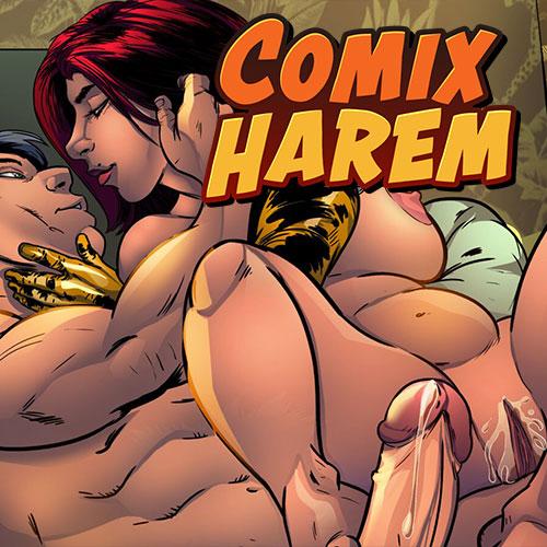 Comix Harem